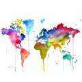 World Map Series